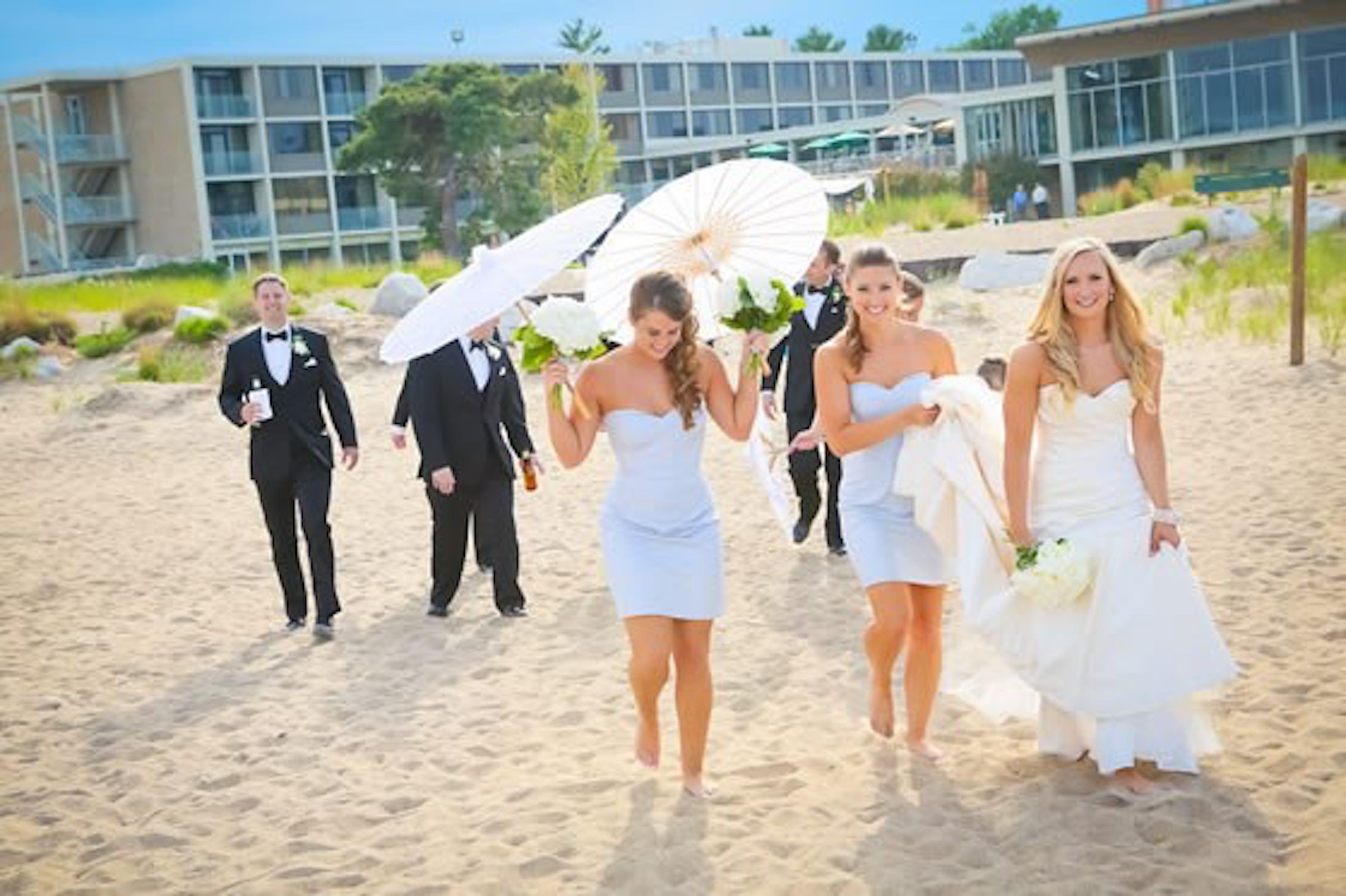 Scenic Beachfront Wedding