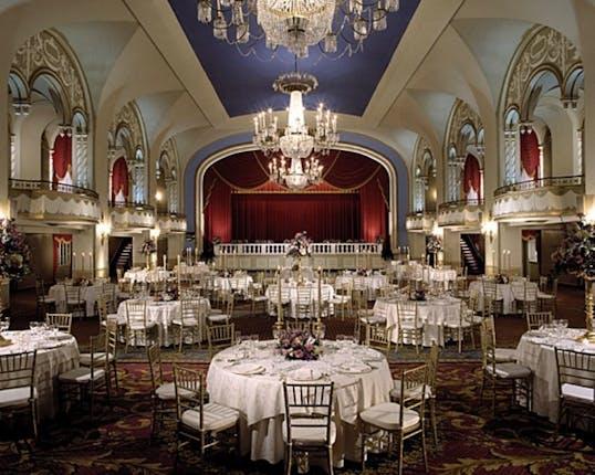 Boston Park Plaza Massachusetts Weddings New England Wedding Venues