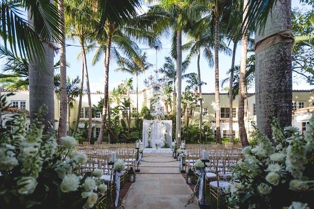 Brazilian Court Hotel Weddings