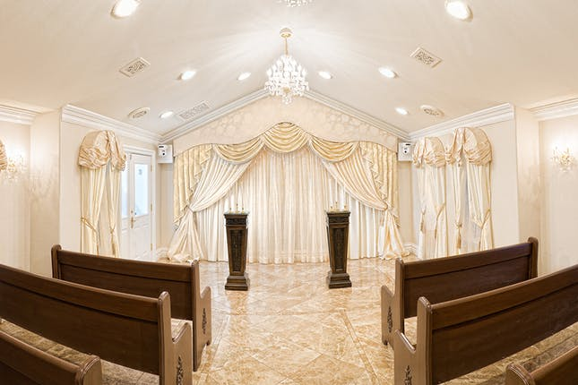 Chapel of the Flowers Las Vegas Weddings The Strip Wedding Venues…