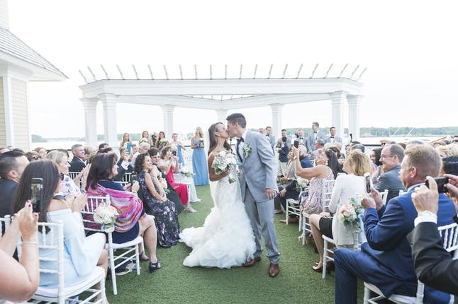 Clarks Landing Yacht Club South Jersey Wedding Venue Point Pleasant