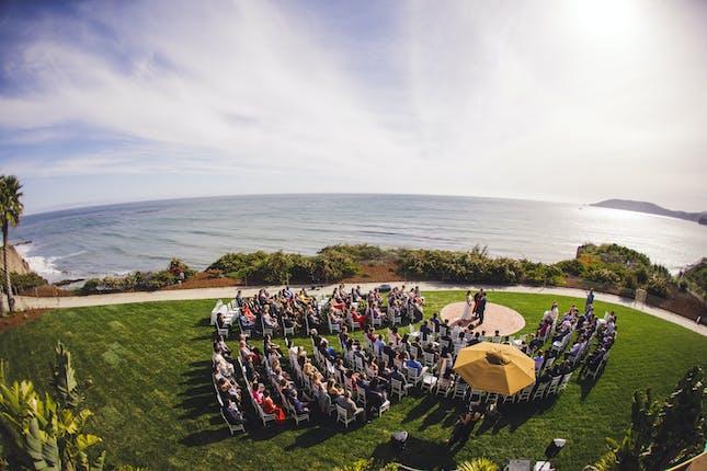 Cliffs Resort Pismo Beach Wedding