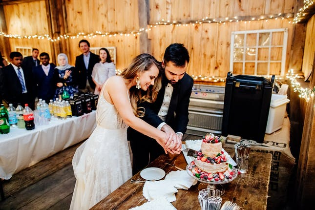 Cloverdale Barn Wedding Venue Winchester Va 22602