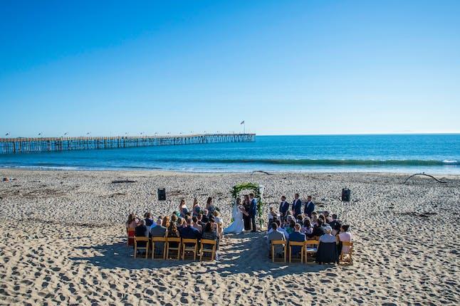 Crowne Plaza Ventura Beach Weddings On