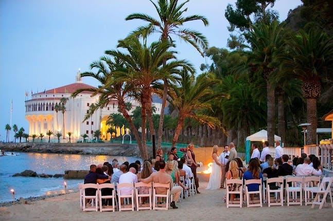 Descanso Beach Club Santa Catalina