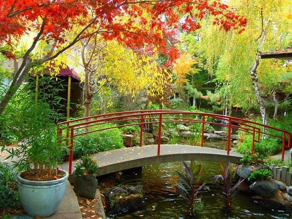 Dinah S Garden Hotel Peninsula Wedding Location And Peninsula