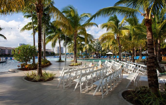 Hilton Hollywood Beach Miami Weddings
