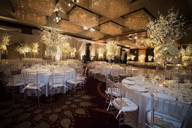 Four Seasons Hotel Denver Weddings Colorado Wedding Venues 80202