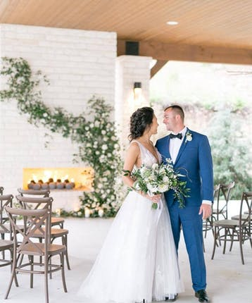 Hidden Falls Spring Branch Tx San Antonio Wedding Venues 78070