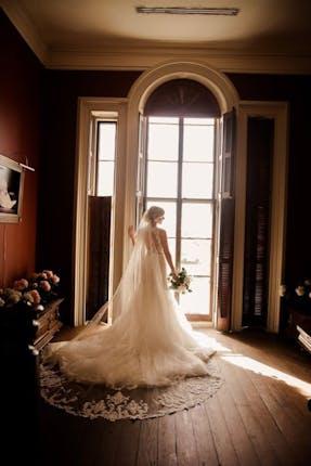 Jemison Van De Graaff Mansion Weddings Birmingham Central Alabama