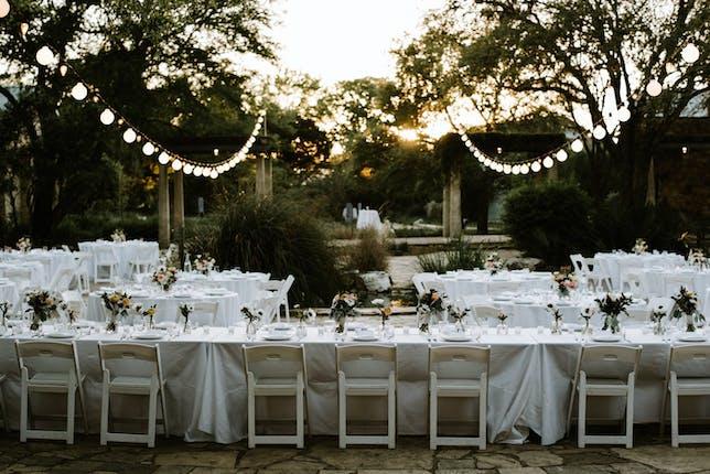 Lady Bird Johnson Wildflower Center Texas Wedding Venue Austin Tx