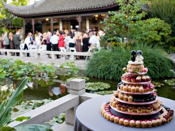 Lan Su Chinese Garden Portland Weddings Oregon Wedding Venues 97209