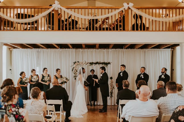Milton Ridge Wedding Venue Maryland Chapel Weddings 20871
