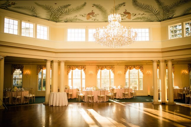 Mountain View Grand Resort Weddings New Hampshire Wedding Venue