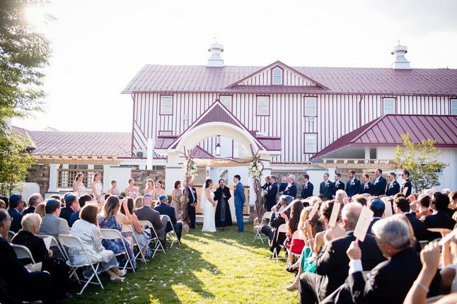 Normandy Farm Hotel And Conference Center Blue Bell Weddings