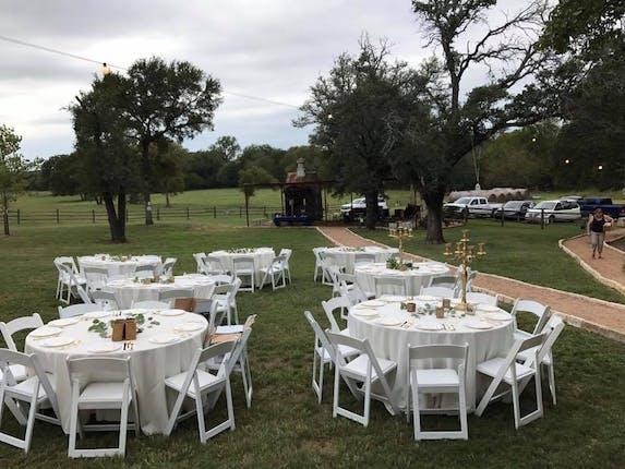 Peacock River Ranch Weddings Central Texas Waco Wedding Venue