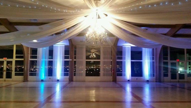 scenic view ballroom weddings el paso