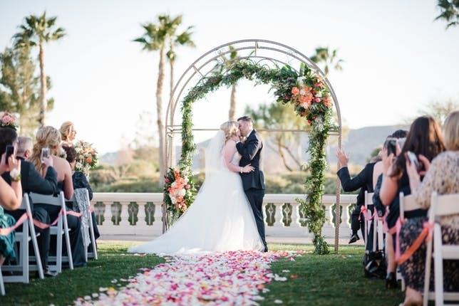 Siena Golf Club Las Vegas Weddings Nevada Wedding Venues 89135