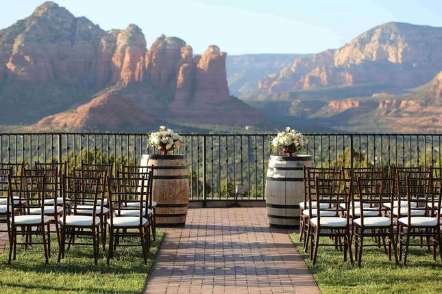 Sky Ranch Lodge Weddings Northern Arizona Wedding Venue Sedona Az