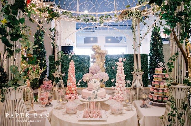 Tea Rose Garden Wedding Venue Pasadena Ca 91105