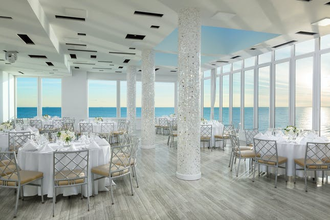 The Allegria Hotel Long Island Weddings