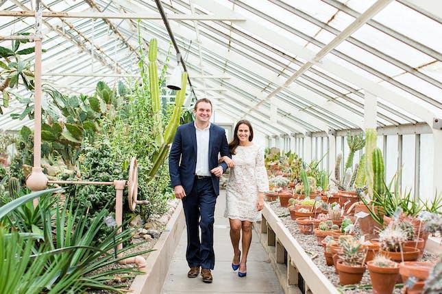 The Buffalo And Erie County Botanical Gardens Wedding Venue Buffalo