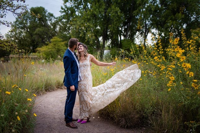 The Hudson Gardens And Event Center Weddings Denver Boulder Wedding