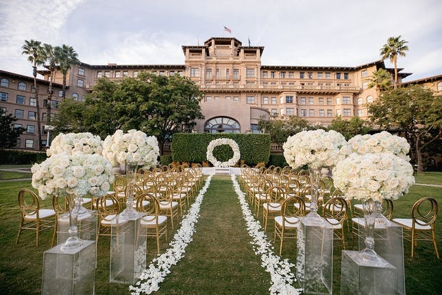 The Langham Huntington Pasadena Wedding Venue Corporate Meeting