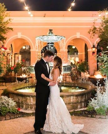 Mills House Wyndham Grand Hotel Weddings Charleston Lowcountry