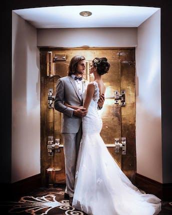 The Mining Exchange A Wyndham Grand Hotel Spa Weddings Wedding