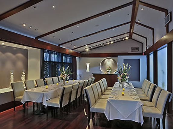The Sea By Alexander S Steakhouse At Dinah S Garden Hotel Restaurant
