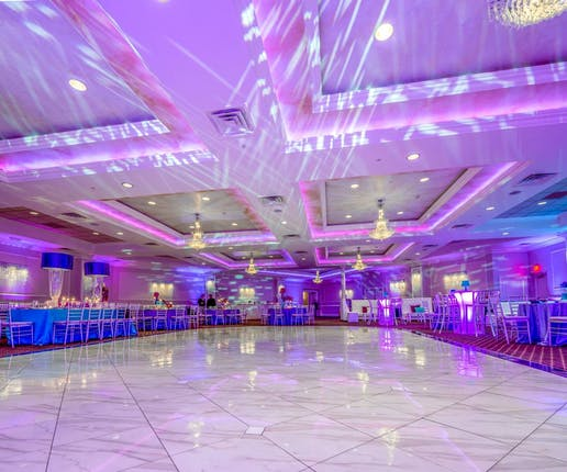 Wilshire Grand Hotel West Orange Weddings Northern New Jersey Wedding